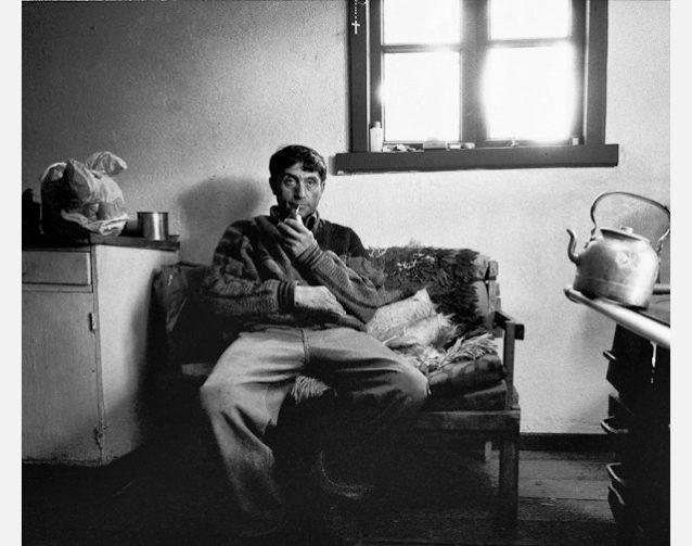 ガウチョのエデュアルド・カストロ。ヴァレ・チャカブコ、チリ Photo: © Jeff Johnson