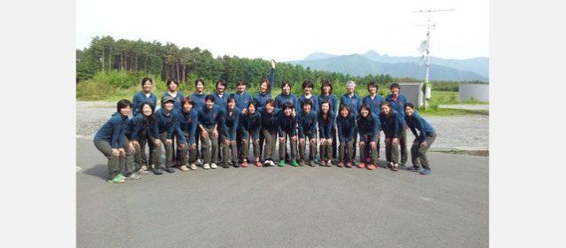 アルティメット女子日本代表のチームウェアはパタゴニア製品