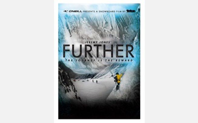 『FURTHER』 常識を超えたビックマウンテン・スノーボード・ライディング