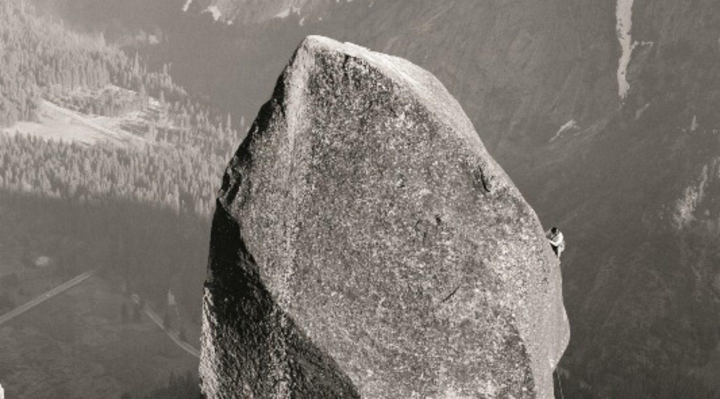 創業40年を経たいまも、原生地域のために原生地域を守るという私たちの考えは変わらない。カリフォルニア州ヨセミテ渓谷のロスト・アロー・スパイア。Photo:Glen Denny