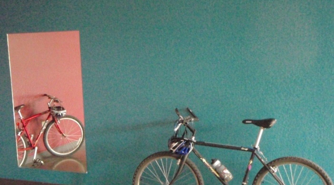 もちろん自転車通勤