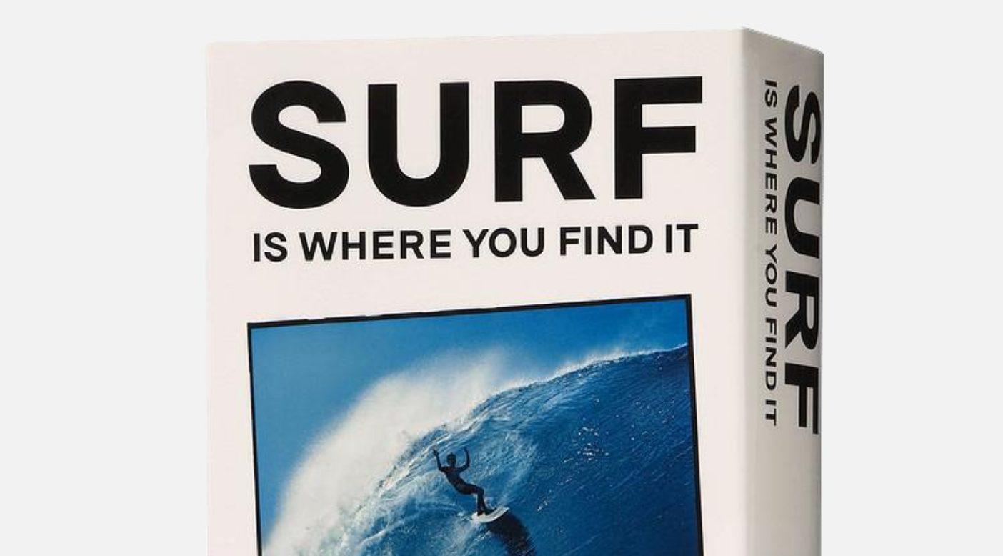 サーフィン・アンバサダーの夏休みの読書感想文:『SURF IS WHERE YOU FIND IT』by ジェリー・ロペス