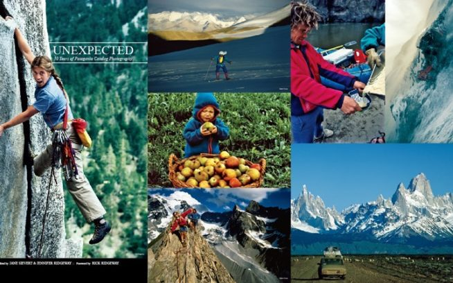 『Unexpected:30Years of Patagonia Catalog Photography』日本語版、Expectedな第2版発行