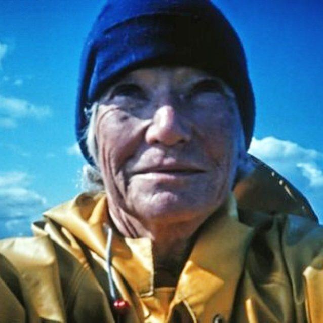 シンプルに、ソロで、そのとき行動する:オードリー・サザーランドの生涯
