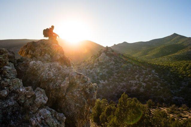 キャンピング、ハイキング、探索、科学的調査のチャンスでいっぱい。Photo: Tyler Roemer