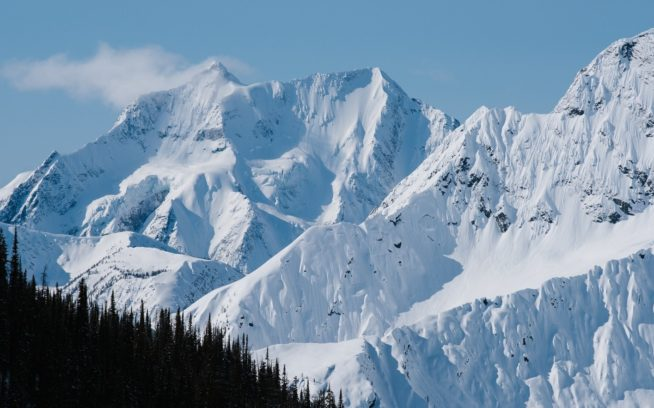 ジャンボ・バレー。カナダ、ブリティッシュ・コロンビア州パーセル山脈中央部 Photo:Garrett Grove
