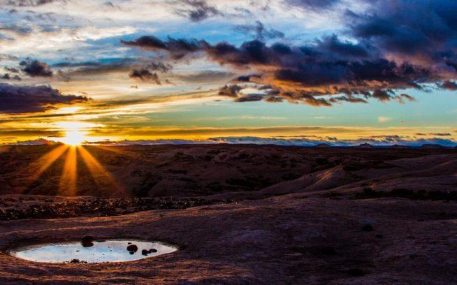 この地を国定公園に指定しないのは無責任だ。Photo: Josh Ewing