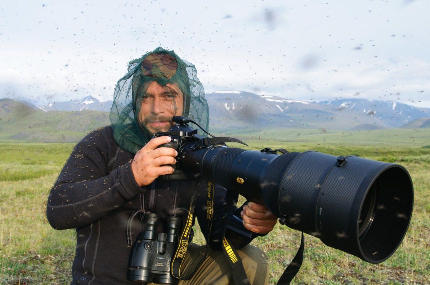 北極圏の遊牧民:写真家フロリアン・シュルツとのインタビュー