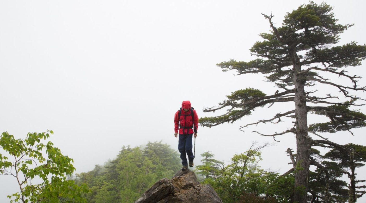 クラウド・リッジ、ここだけのストーリー:これは、日本の山を愛する日本人アンバサダーたちのパッションの結晶だ