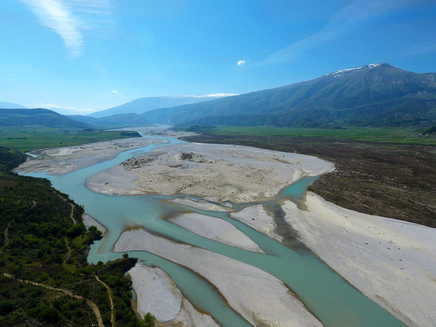 ロシアを除くヨーロッパ最後の原生大河であるヴョサ川は未だ十分な調査がなされていない。 Photo: © Gregor Subic