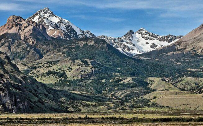 パタゴニア国立公園ヴァレ・チャカブコ。チリ。 Photo: Tompkins Conservation