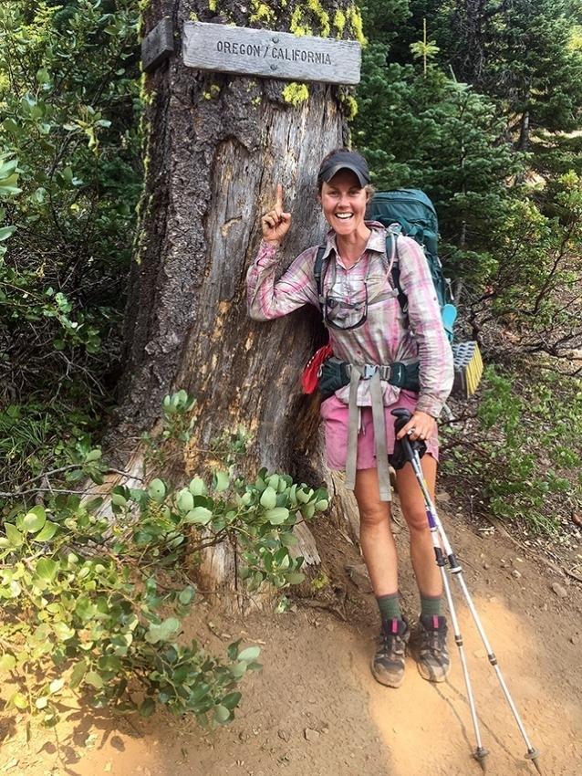 「人生で起きるすべてのことと同様、カリフォルニア州全土のハイキングは一歩一歩を踏み出すことにより達成できるのです」Photo: Laura Johnston Collection