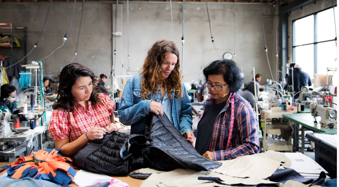 「ReCrafted」は、リンジー・ローズ・メドフが11年をかけて実現を夢見てきた構想。Photo: Lauren Ross