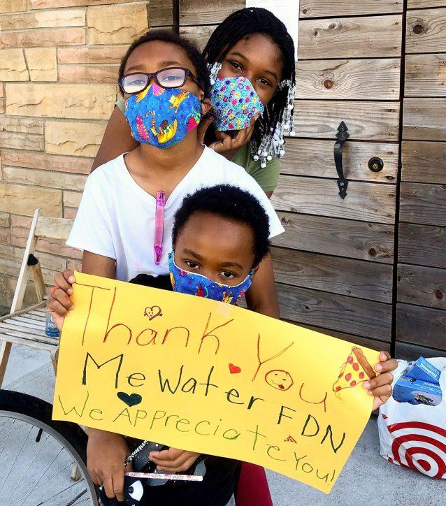 ミー・ウォーター・ファウンデーションには、ビーチで過ごす1日だけではない、はるかに多くの意義がある。Photo:MeWater Foundation