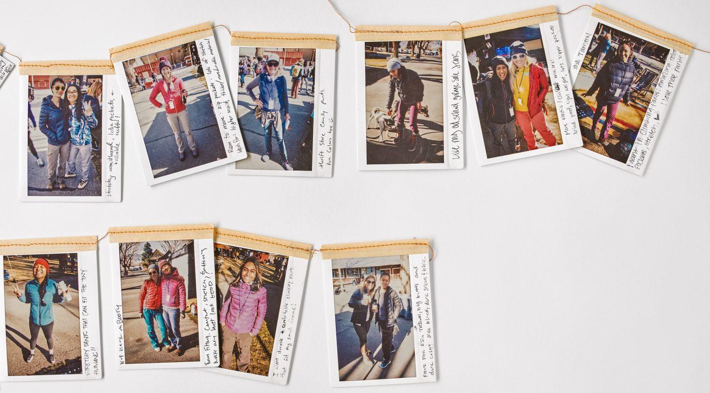 秘蔵の山:完璧なウィメンズのクライミング用パンツをデザインするため、経験豊かな女性クライマーたちに率直な意見と写真を募集。カリフォルニア州ビショップ Photo:NatashaWoodworth